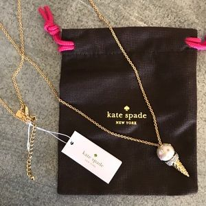 [Kate Spade] Carnival Nights Ice Cream Necklace
